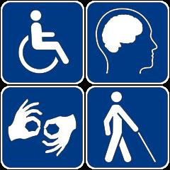 Знижка на всі види робіт -10% для інвалідів I-III груп!